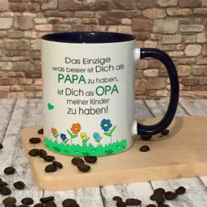 Weihnachtsgeschenke für Opa